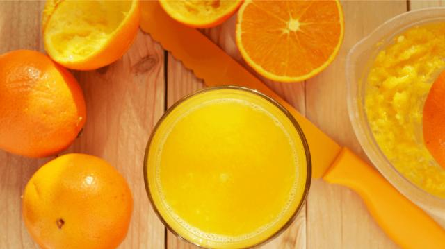 organic juice cleanse