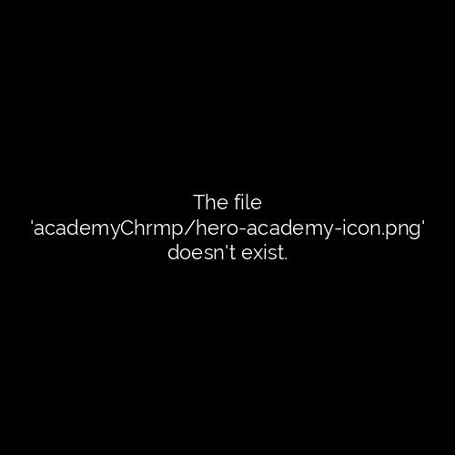 CHRMP Academy ICON