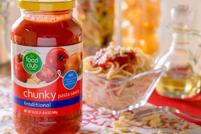 Chuncky pasta tradicional 680 gr 10049 cuadro