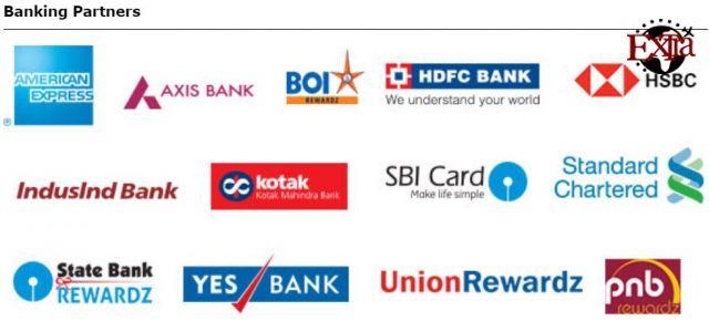 JetPrivilege Banking Partner