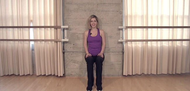 wall squat isometric exercises