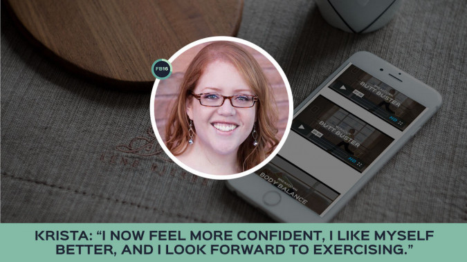 Meet Krista: How Long to Lose 25 Pounds- Without Hating Your Body?