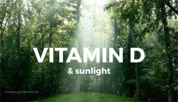 Vitamin D Deficiency: Treat With a Supplement or Sunlight?