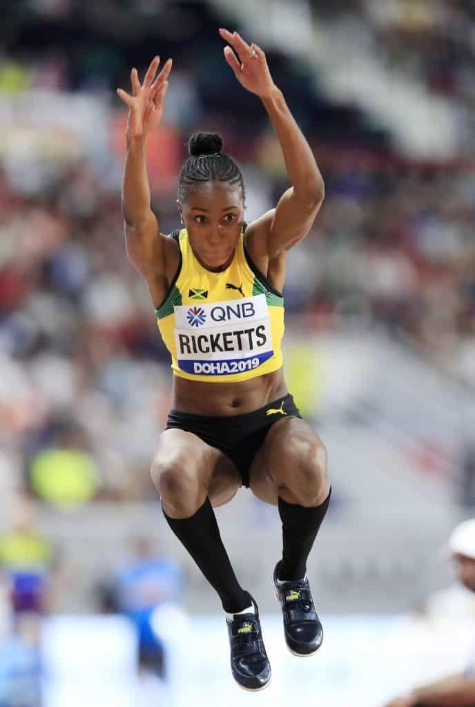 Shanieka Ricketts (field events)