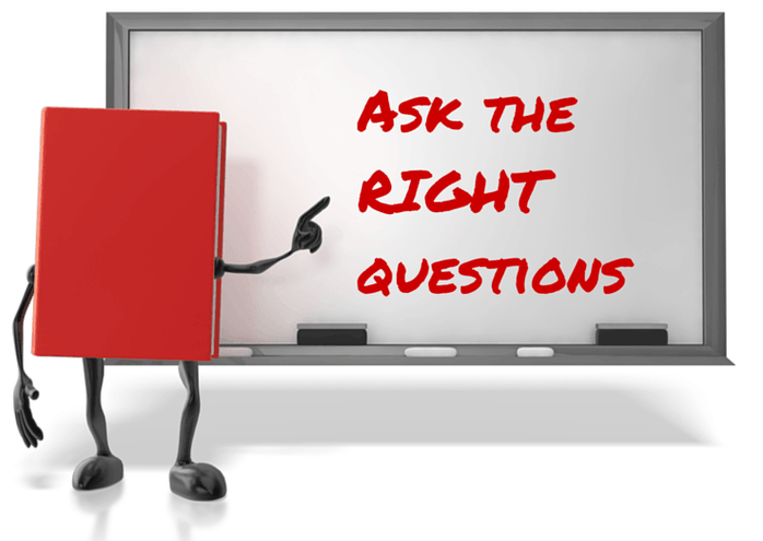 Ask the right questions before you create content