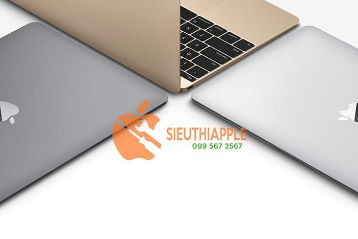 Cài đặt Macbook