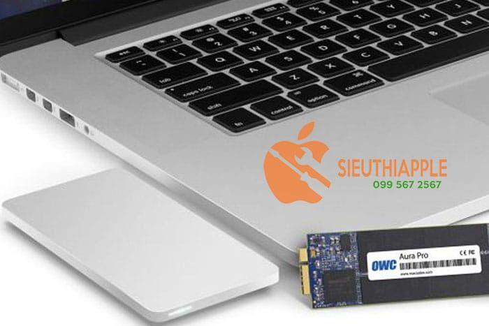 Nâng cấp SSD cho Macbook - iMac