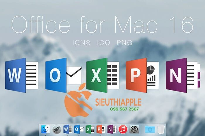 phần mềm nên cài cho macbook