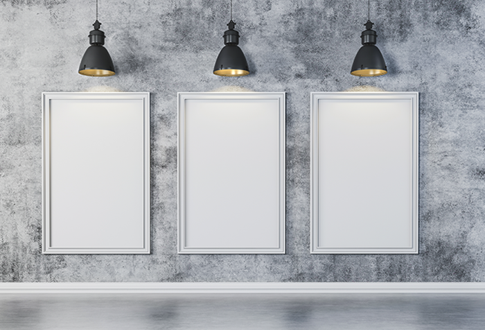 Galleries (Blank Canvasses)