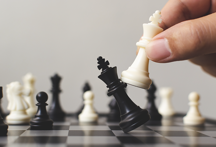 Strategy (Chess Game)
