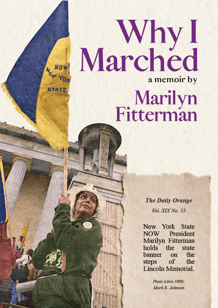 Why I Marched Marilyn Fitterman