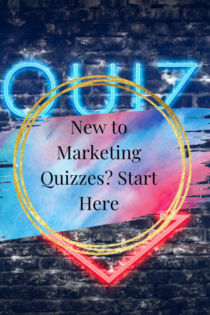 New to Marketing Quizzes? Start Here!