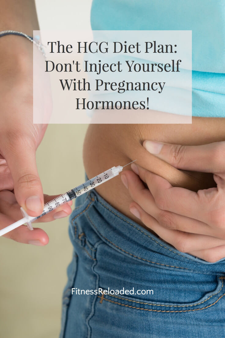 the hcg diet plan injections