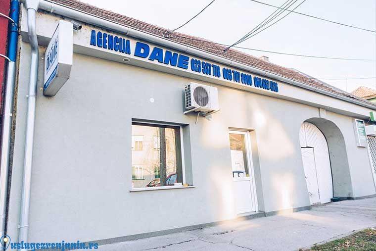 Agencija DANE – Tehnicki pregled, osiguranje i registracija vozila Zrenjanin