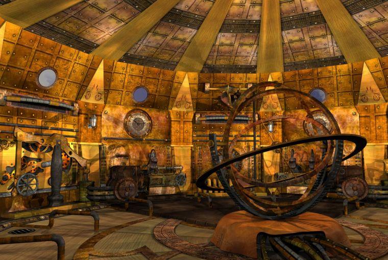 Steampunk Decor Ideas