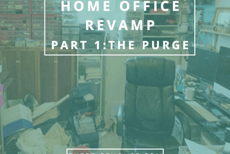 My office revamp