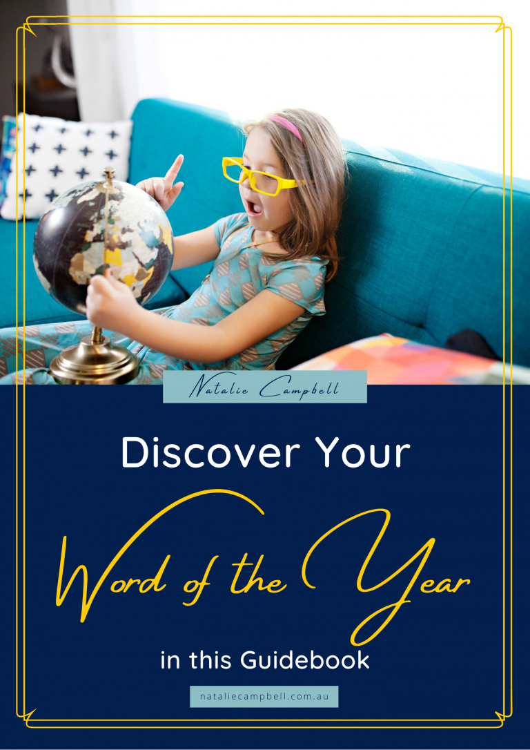Word of the Year | Blog | Natalie Campbell