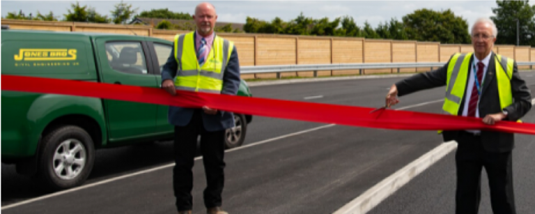 Wigan link road completed