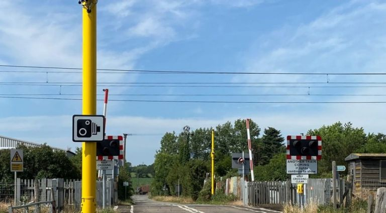Cameras installed at level crossings to catch dangerous drivers