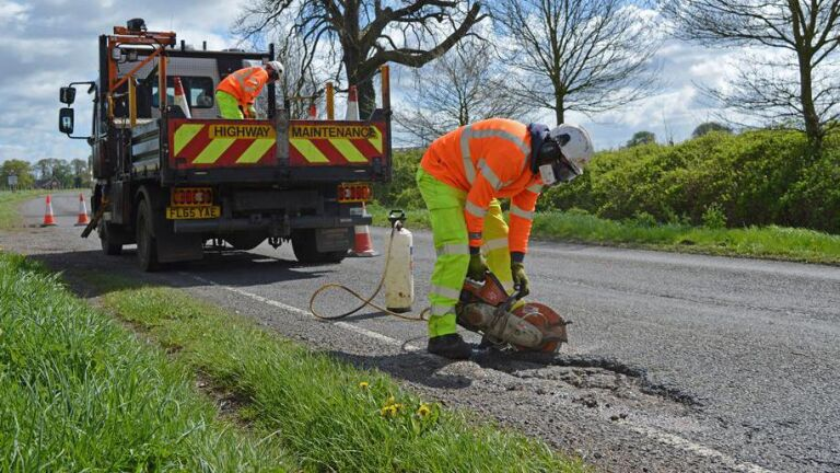 RSTA welcomes focus on local roads in Spending Review