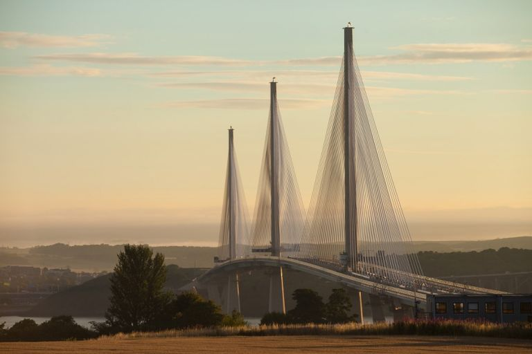 Final calibration work to take place on the Queensferry Crossing