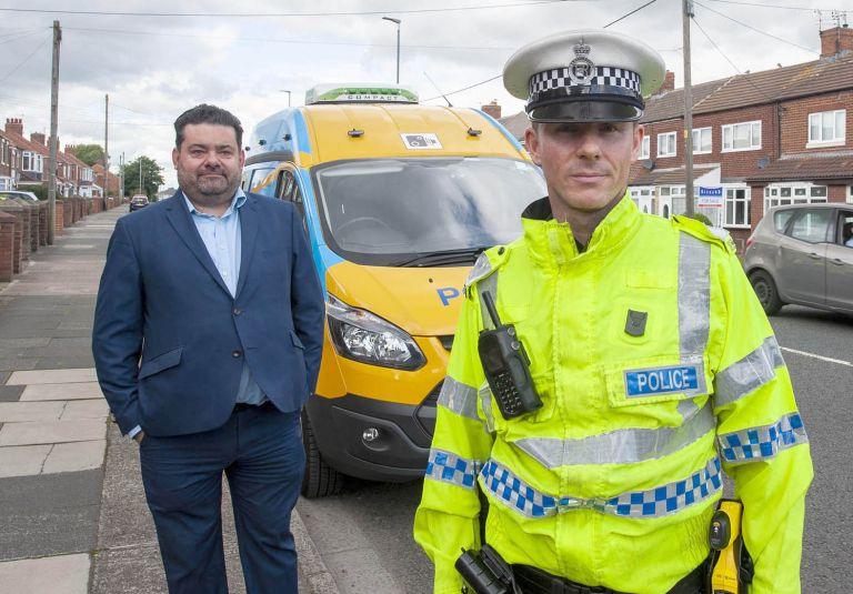Northumbria Police increase speed camera site list