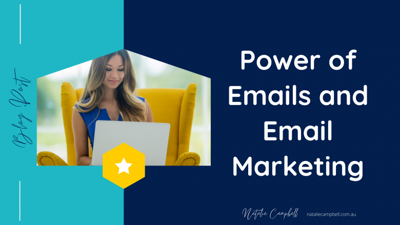 power of email marketing blog image S | Natalie Campbell