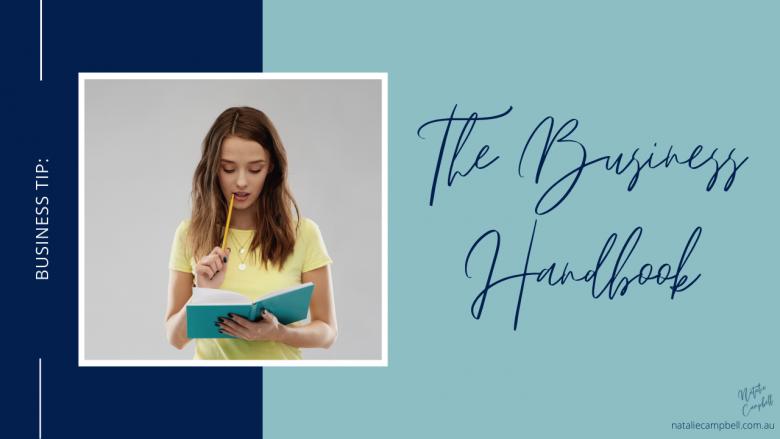 The Business Handbook Blog Image