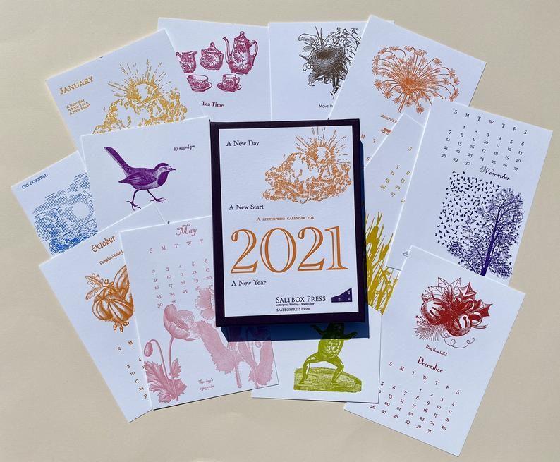 15 Amazing Eco Calendars for 2021