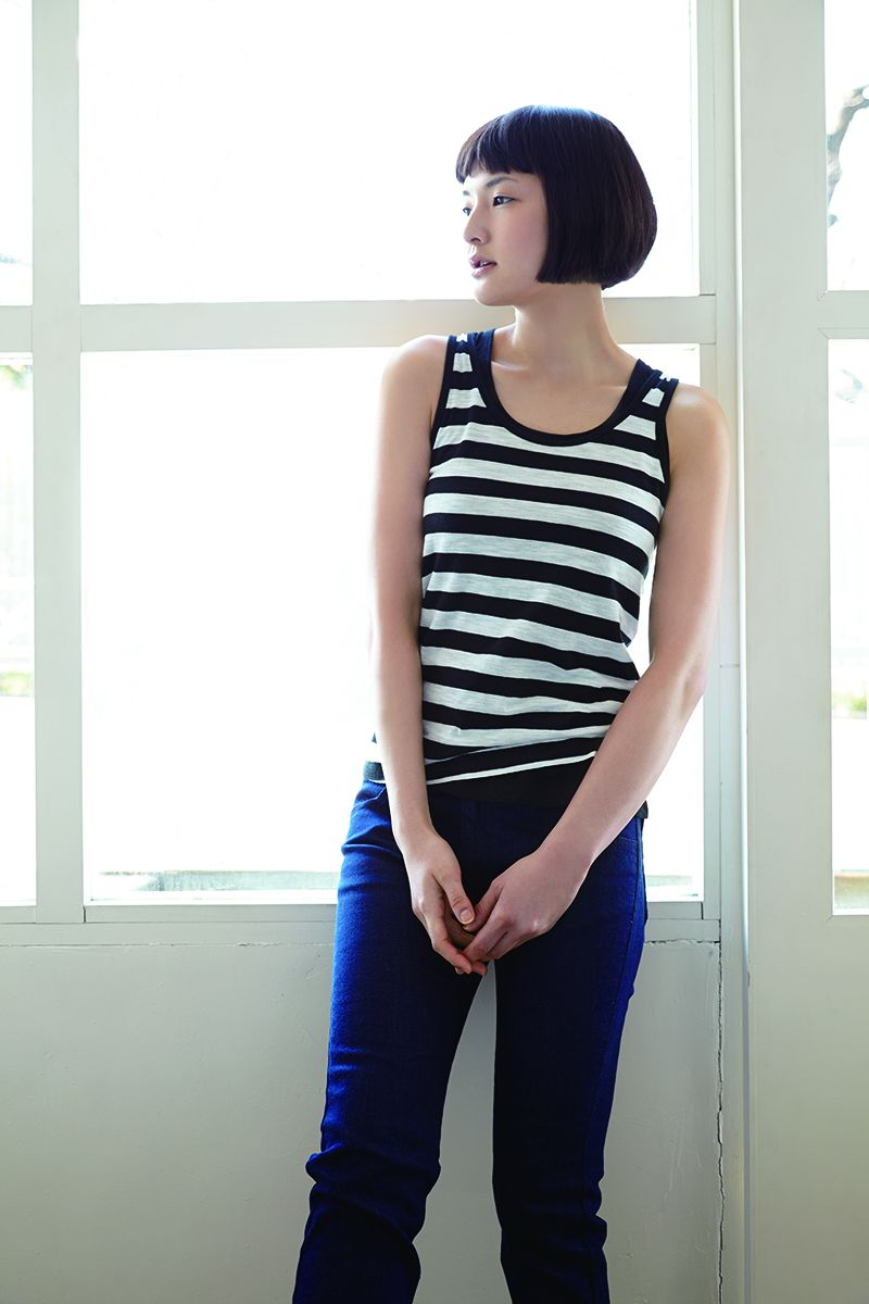 Muji 2013 Summer - Nautical Layered Series