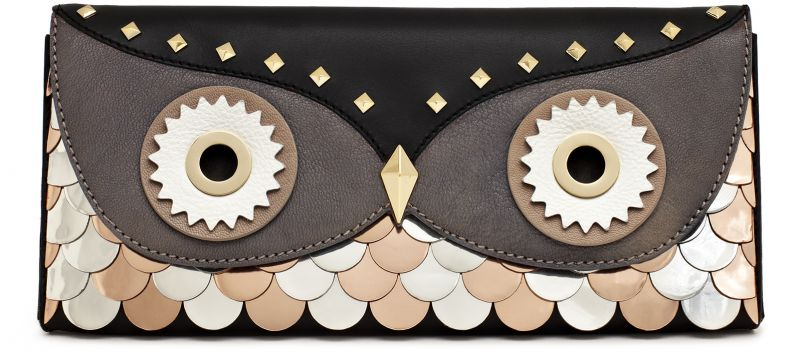 Kate Spade Wise Owl Clutch