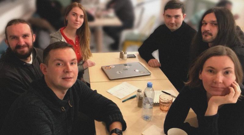 Встреча любителей датавиза в Минске