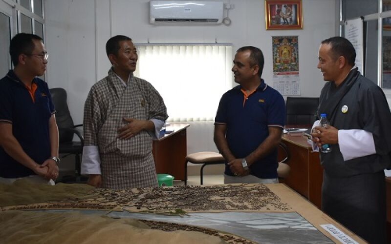 Visit By Honorable PM