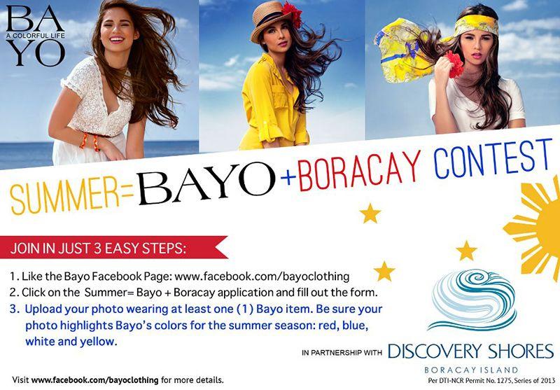 Bayo Summer promo_official eflyer