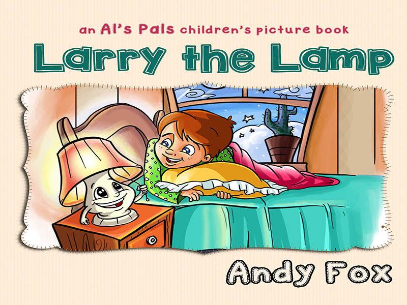 Larry The Lamp 4