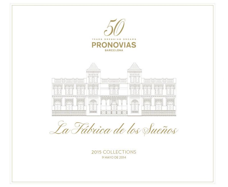 Pronovias Fashion Show on www.itscamilleco.com
