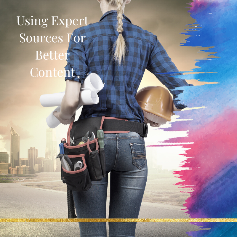 Expert Sources: Authority Content By Association