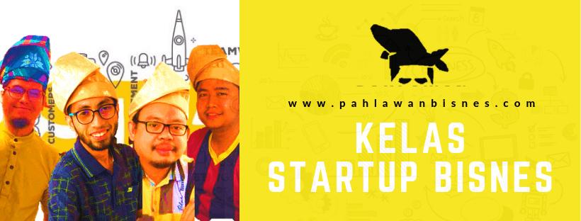 pahlawan bisnes kelas startup