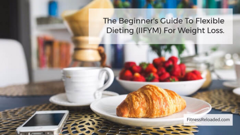 The Beginner's Guide To Flexible Dieting (IIFYM) For Weight Loss.
