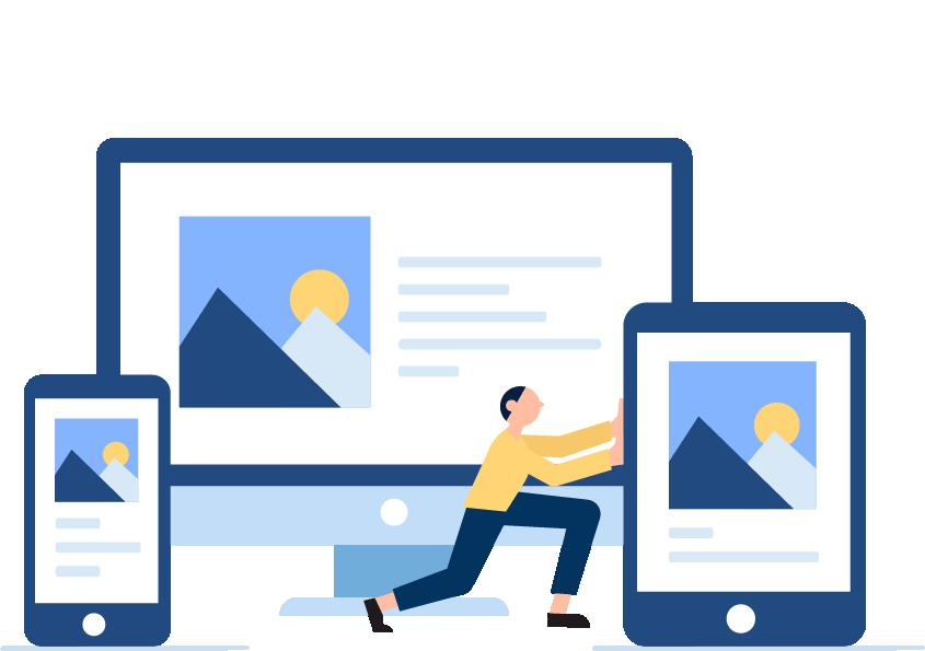 Responsive Website Design Company - WebGlobals