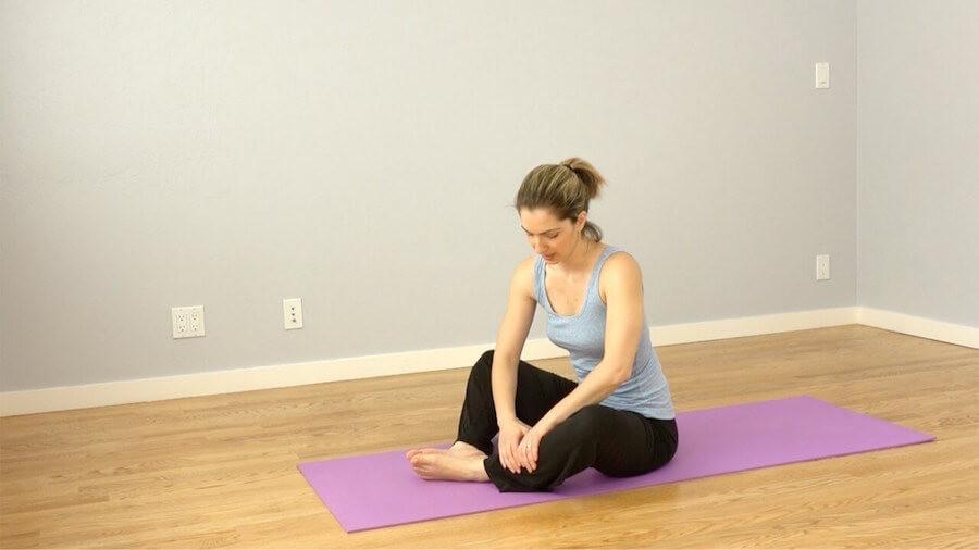 Massage - Morning Yoga Routine
