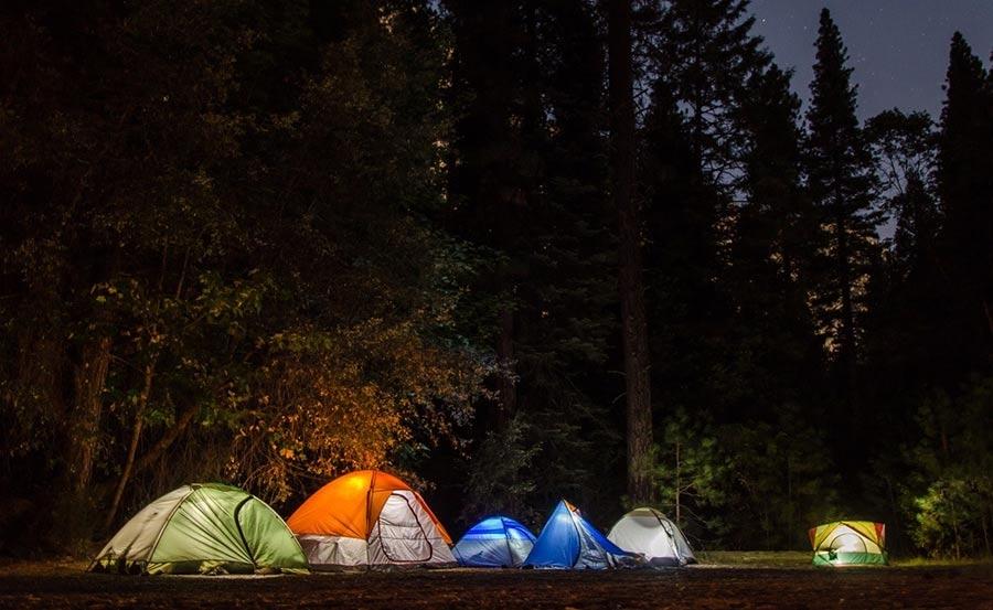 Sleeping Bag Seasons Shelter