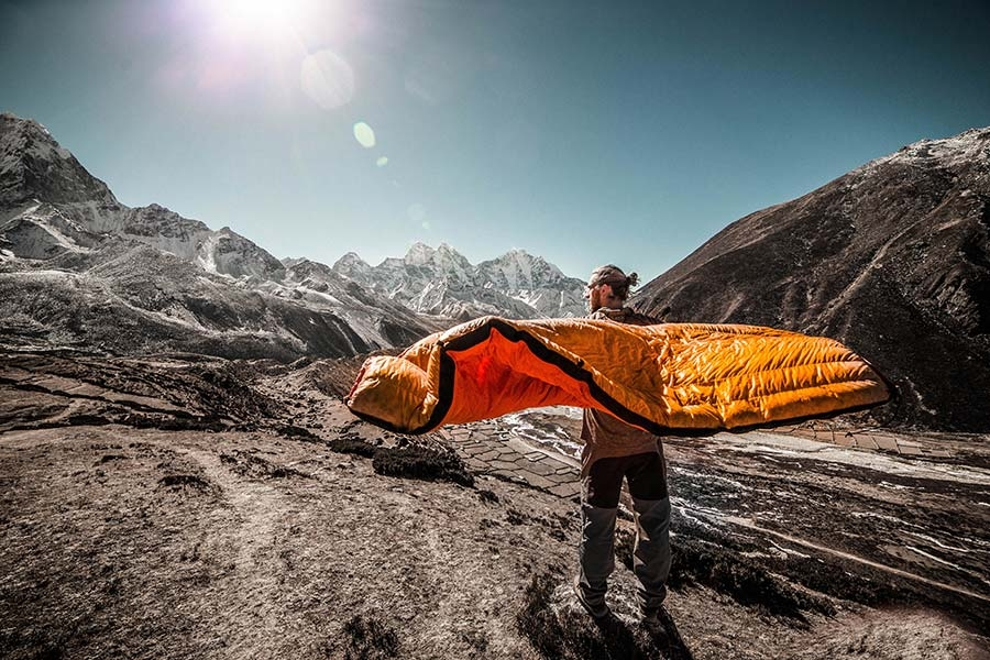 Types Of Sleeping Bags Alternative Backpacking Quilt