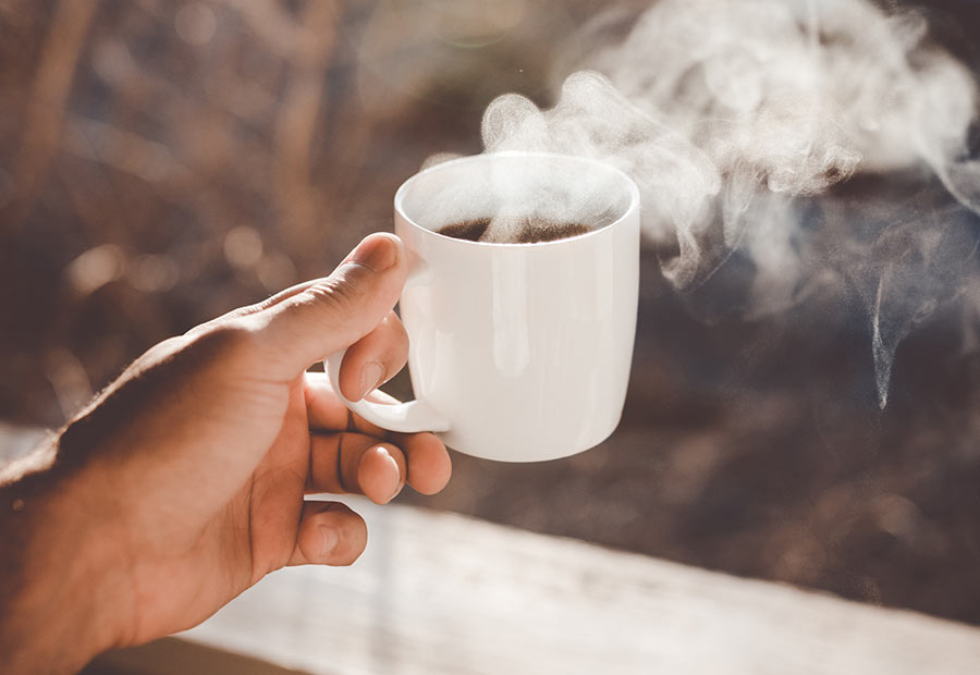 How To Wake Up Early Morning Coffee