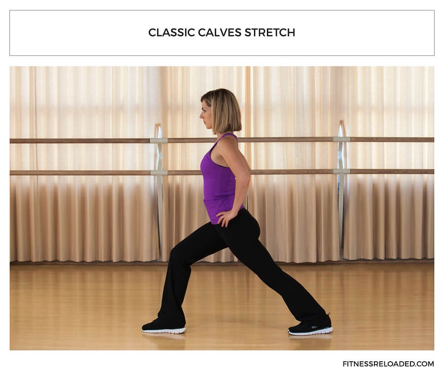 classic calves stretch