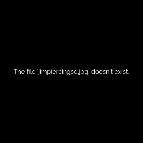 Jim Ward piercing a client's nipples, 1970s