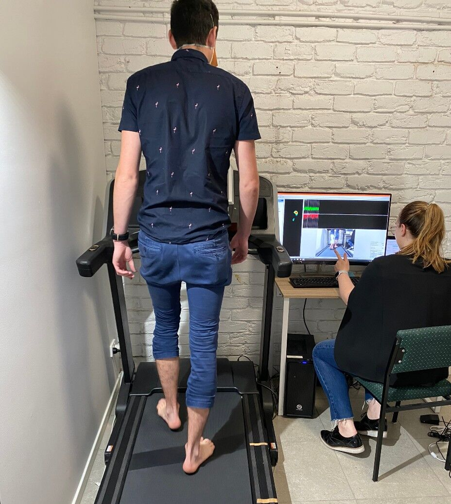 State of the Art Sensor Medica Treadmill