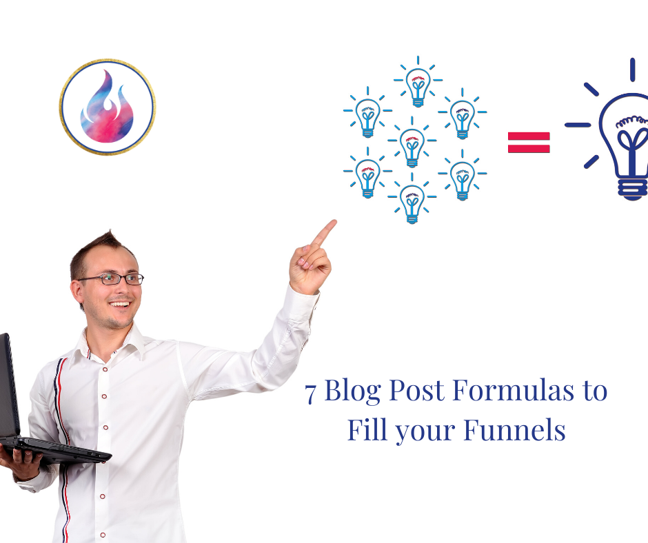 7 Blog Post Formulas to Fill your Funnels