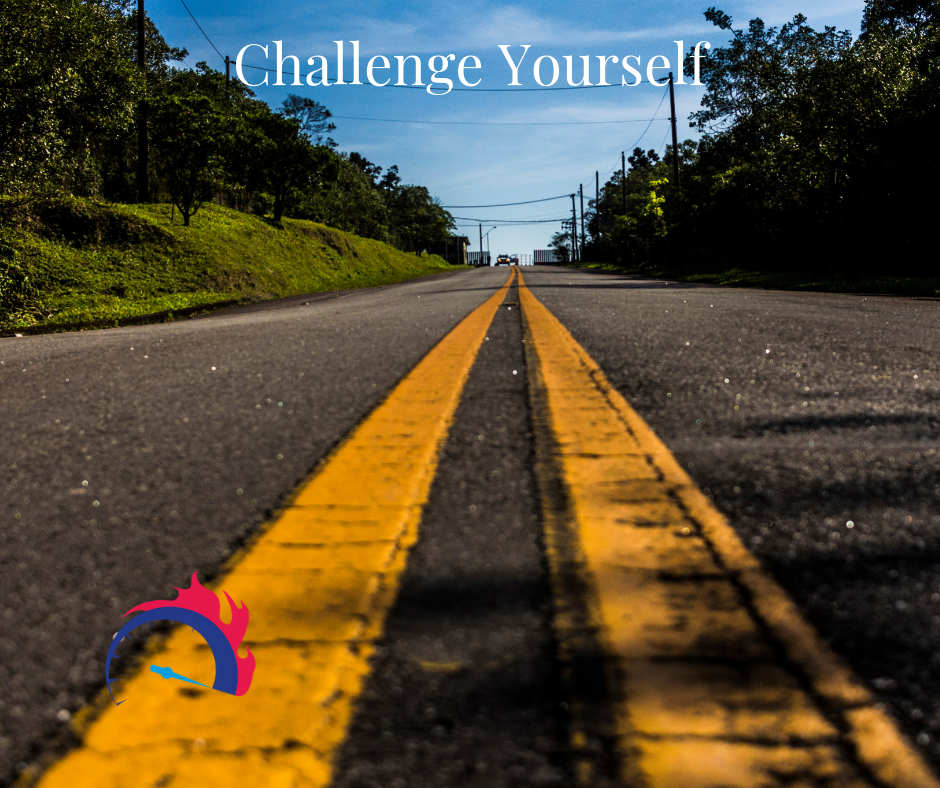 Get Seen, Get Traffic: Challenge Yourself via @saraharrow