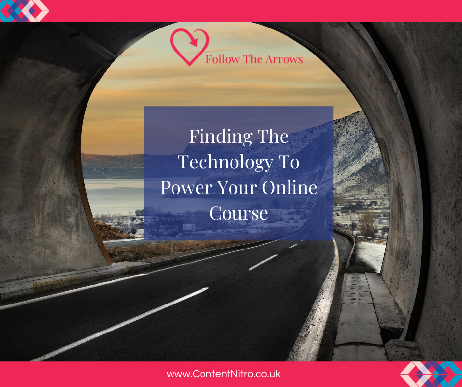 Finding The Technology To Power Your Online Course via @saraharrow